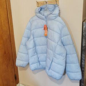 Winter jacket size 3X bnwt